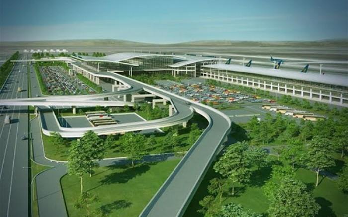 Quốc hội thảo luận dự án Sân bay Long Thành
