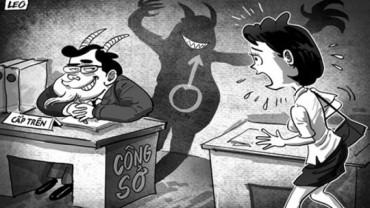"""Bộ quy tắc ứng xử về quấy rối tình dục tại nơi làm việc: Dễ gánh """"án oan"""""""