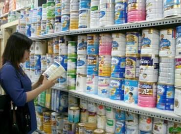 Sẽ công khai các doanh nghiệp vi phạm về giá sữa