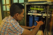 Tràn lan máy lọc nước: Quảng cáo hay, chất lượng bó tay!
