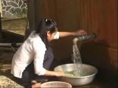 Chỉ có 37% dân số nông thôn được sử dụng nước sạch