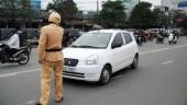 Mức phạt đối với người điều khiển ô tô đi sai làn đường?