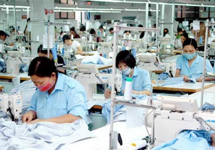 Sẽ thanh tra lao động ngành may mặc