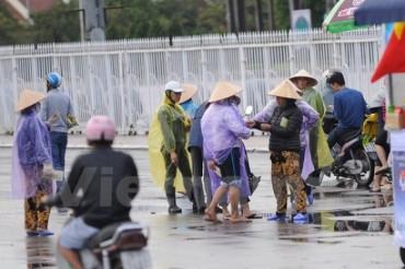 Vé chợ đen trận Việt Nam-Thái Lan tăng gần gấp đôi