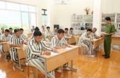 Phạm nhân được nghỉ lễ tết như người lao động