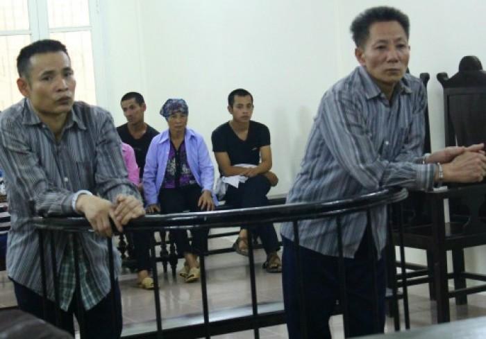 Hầu tòa sau 26 năm phạm tội