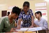 Thêm ưu đãi cho nhà giáo dạy người khuyết tật