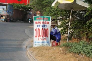 Cẩn thận với  bảo hiểm xe máy siêu rẻ