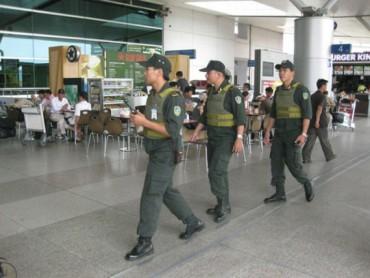 Tăng cường công tác an ninh tại các sân bay
