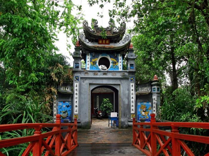 Bảo tồn, tôn tạo di tích đền Ngọc Sơn