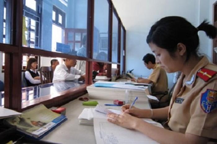 Hà Nội có thêm điểm đăng ký xe