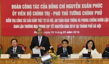 Hà Nội phải làm gương cho cả nước trong đấu tranh chống buôn lậu, hàng giả