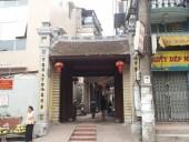 Cổng làng Yên Thái, in đậm dấu xưa