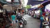 Chợ Giời Hà Nội xưa và nay