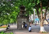 Chuyện chưa kể về tòa tháp và 'động tiên' bên hồ Hoàn Kiếm