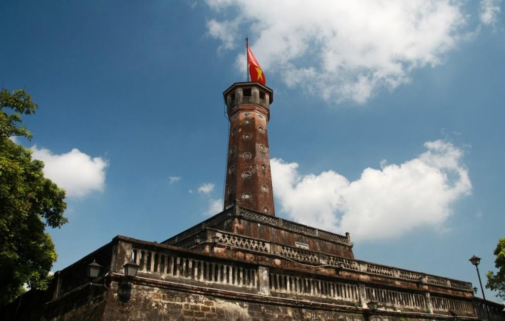 Cột cờ Hà Nội: Chứng nhân đồng hành cùng Thủ đô văn hiến
