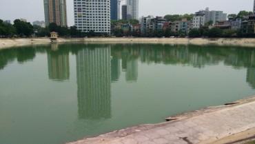Dùng máy tập thể dục tích hợp lọc nước ở Hà Nội: Cơ quan chức  năng nói gì?