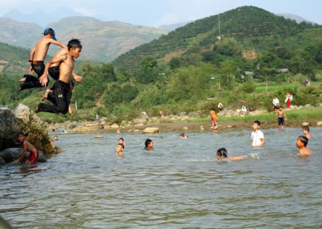 Kết quả hình ảnh cho Đuối nước cao ở trẻ em Việt Nam là do đâu