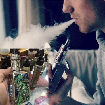Hiểm họa rình rập từ thuốc lá điện tử