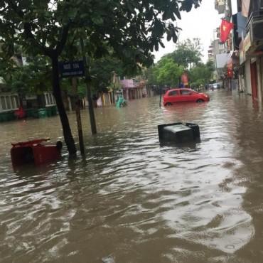 Mùa mưa, nguy cơ phát sinh dịch bệnh
