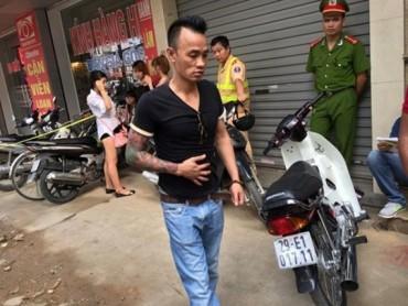 Đi xe gian bị lực lượng 141 bắt giữ