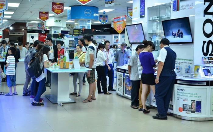 """Ngày mua sắm trực tuyến: Tưng bừng khuyến mãi """"khủng"""""""