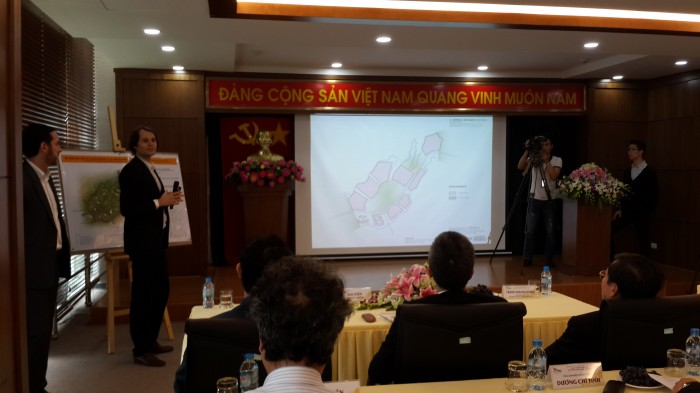 Công bố quy hoạch khu phần mềm thuộc khu công nghệ cao Hoà Lạc