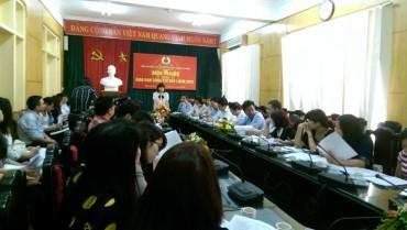 LĐLĐ quận Thanh Xuân: Lá cờ đầu thực hiện  các phong trào thi đua