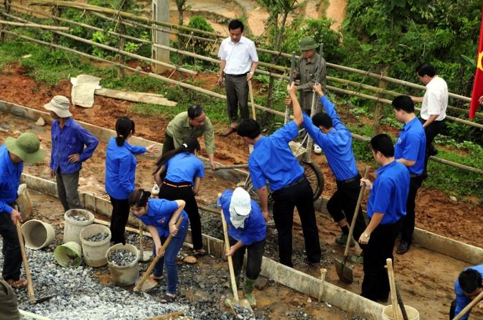 Xây dựng đất nước: Sứ mệnh thiêng liêng đặt trên vai thế hệ trẻ