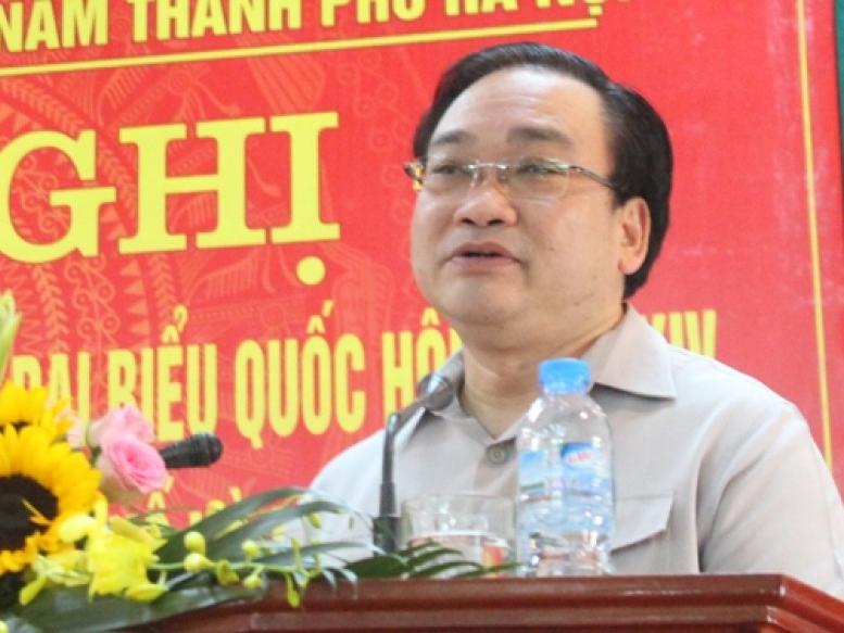 Tham gia ứng cử đại biểu Quốc hội khóa XIV là vinh dự và trách nhiệm