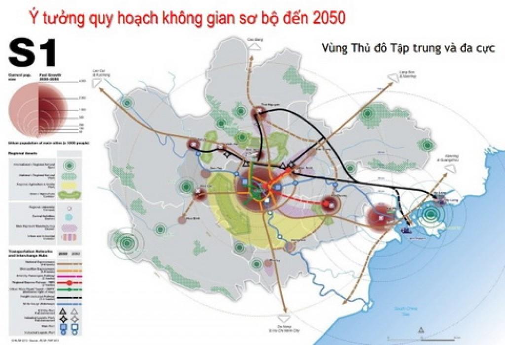 Diện mạo mới của Thủ đô: Kết nối để tạo sự phát triển