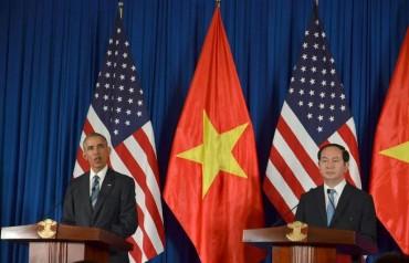 Tổng thống Barack Obama thăm Việt Nam: Mở ra chương mới  trong quan hệ hai nước