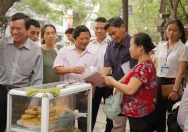 Làm tốt công tác tham mưu để  đảm bảo an toàn thực phẩm