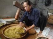 Cốm Mễ Trì -  hương vị đất Hà Thành