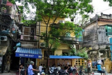 Giá bán nhà ở cũ thuộc sở hữu Nhà nước cao nhất là 108 triệu đồng/m2