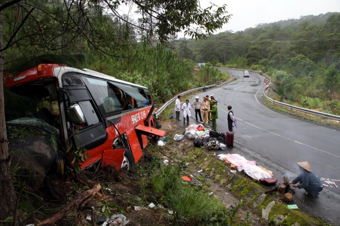 Thảm họa mang tên tai nạn giao thông