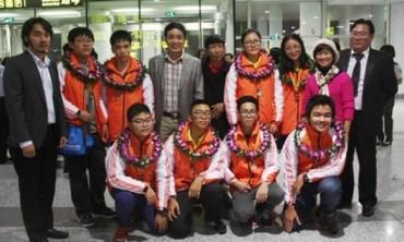 Việt Nam thắng lớn trong kỳ thi vô địch các đội tuyển Toán quốc tế 2015