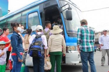 Xử lý nghiêm các hành vi sang nhượng hành khách