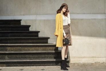 Xuống phố ngày đông với thời trang Pháp