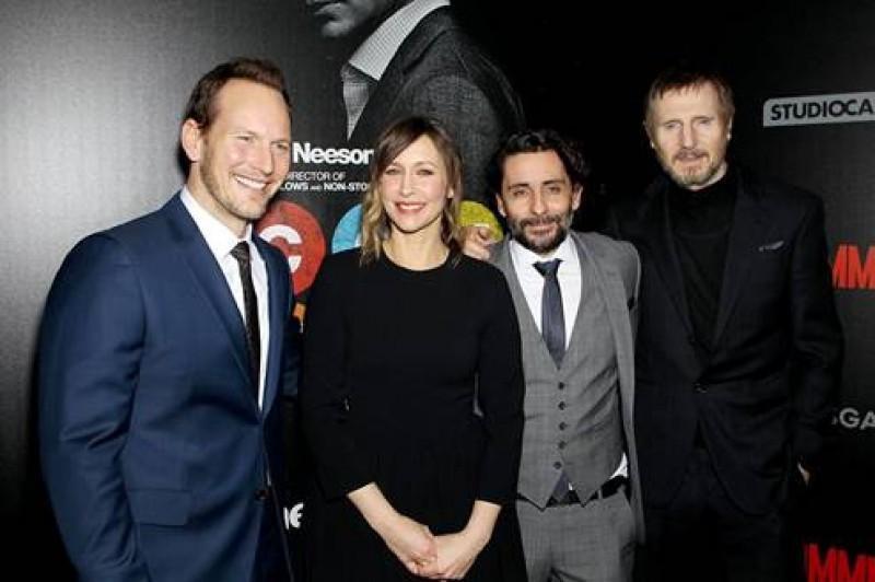 Tác phẩm điện ảnh hành động 'cuối' của huyền thoại Liam Neeson