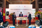 Khởi động Chương trình kỷ niệm 45 năm Quan hệ ngoại giao Australia và Việt Nam