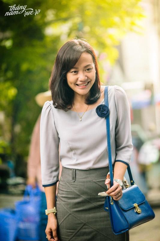 Hồng Ánh với vai chính đầu tiên trong một bộ phim thương mại