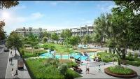 Him Lam Green Park - Xây dựng đô thị