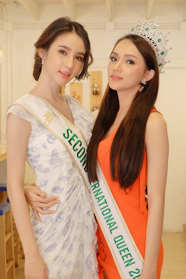 huong giang moi dan sao thai lan den chung ket the tiffany viet nam