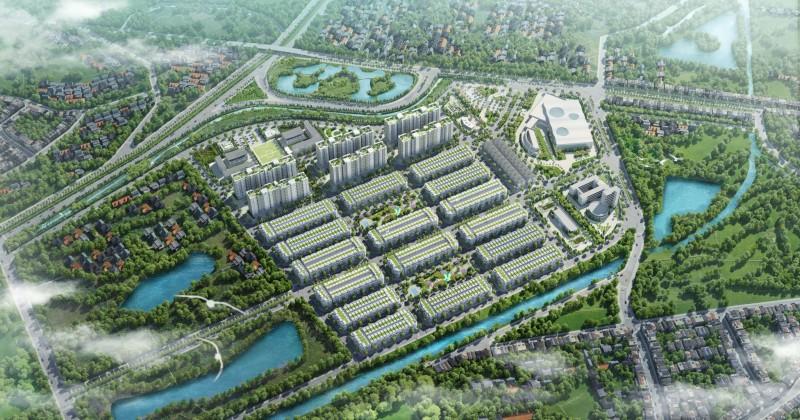 Sở hữu liền kề tại Him Lam Green Park chỉ với 2,7 tỷ đồng