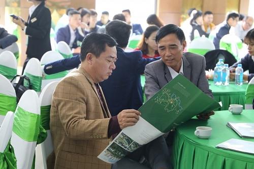 Bắc Ninh: Mùa giao dịch bất động sản cuối năm sôi động tại Him Lam Green Park