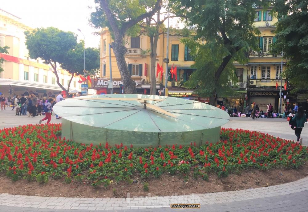 Kỳ 2: Nghệ thuật công cộng Hà Nội khởi sắc