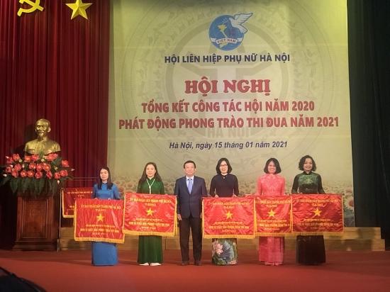 Hội Liên hiệp Phụ nữ thành phố Hà Nội tích cực đổi mới cách thức thi đua