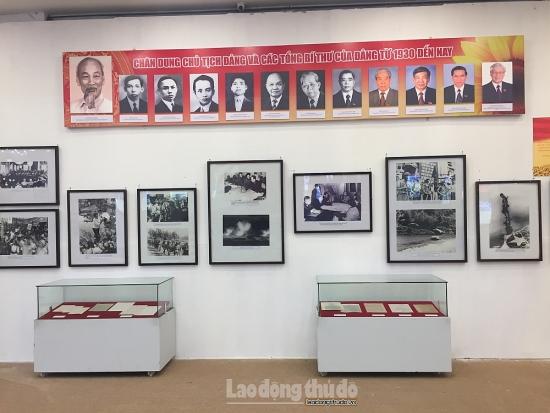 Khẳng định vai trò lãnh đạo của Đảng Cộng sản Việt Nam qua Triển lãm
