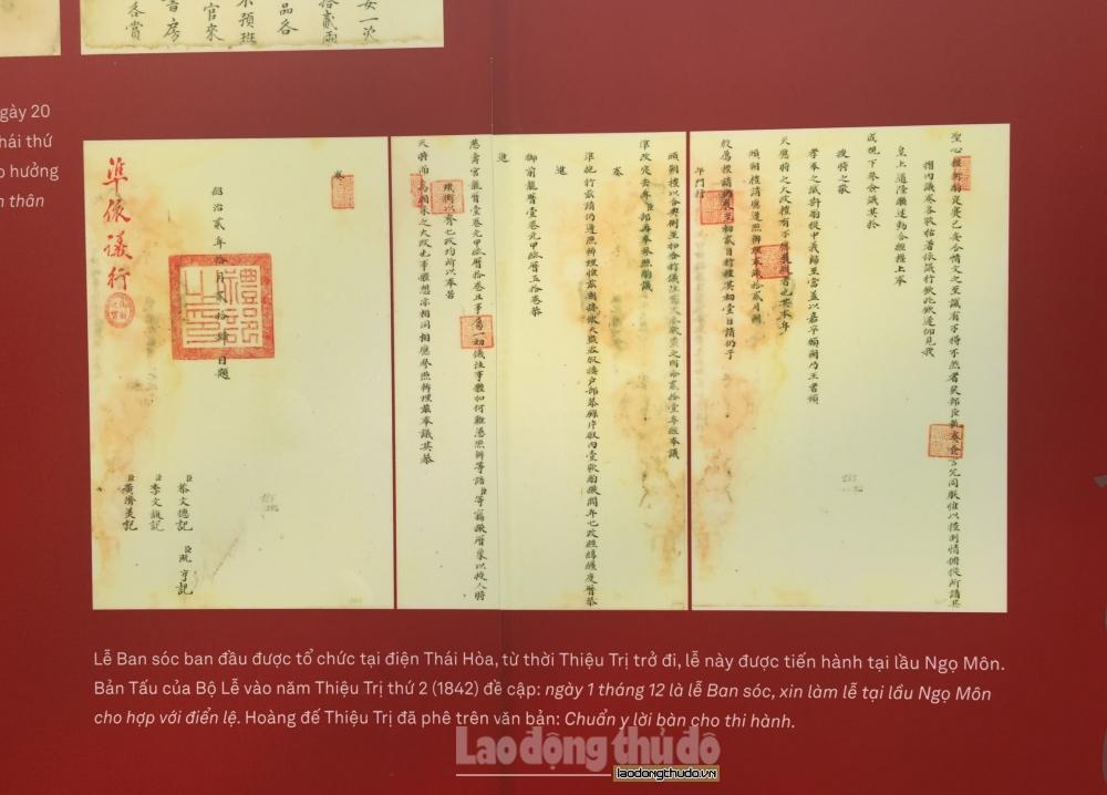 Khám phá nghi thức đón Tết trong hoàng cung triều Nguyễn